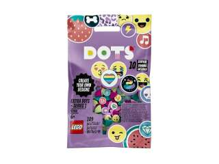 LEGO DOTS Дополнительные элементы DOTS - выпуск 1 (Артикул: 41908)