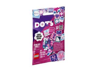 LEGO DOTS Дополнительные элементы DOTS - выпуск 3 (41921)