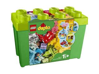 LEGO DUPLO Большая коробка с кубиками (10914)