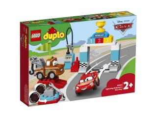 LEGO DUPLO День гонки Молнии Мак-Квина (10924)