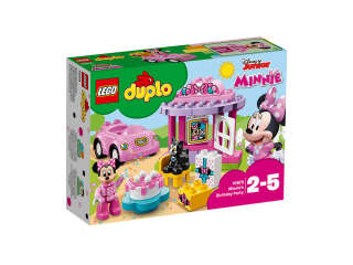 LEGO DUPLO День рождения Минни (10873)