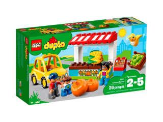 LEGO DUPLO Фермерский рынок (10867)