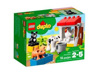 LEGO DUPLO Животные на ферме (10870)