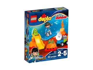 LEGO DUPLO Космическое путешествие Майлза (10824)