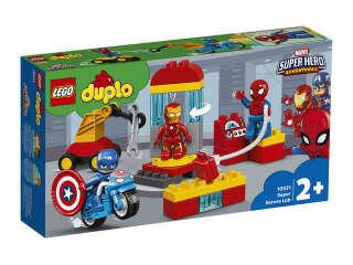LEGO DUPLO Лаборатория супергероев (10921)