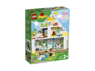 LEGO DUPLO Модульный игрушечный дом (10929)