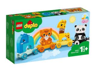 LEGO DUPLO Поезд с животными (10955)