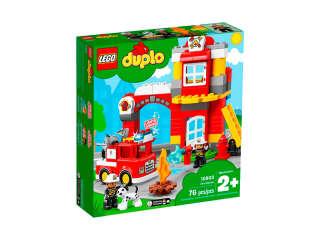 LEGO DUPLO Пожарное депо (10903)