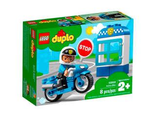 LEGO DUPLO Полицейский мотоцикл (10900)