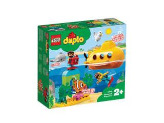 LEGO DUPLO Пригоди на підводному човні (10910)