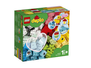 LEGO DUPLO Шкатулка-сердечко (10909)