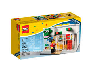 LEGO Exclusive Брендовый магазин ЛЕГО (40145)