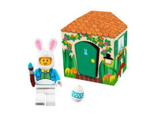 LEGO Exclusive Домик пасхального кролика (Артикул: 5005249)