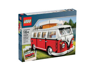 LEGO Exclusive Фургон-кемпер Volkswagen T1 (10220)
