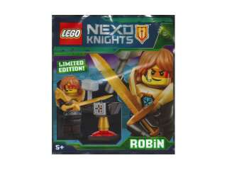 LEGO Exclusive LEGO NEXO KNIGHTS Робин (271824)