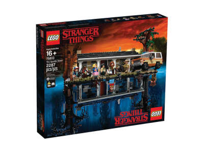 LEGO Exclusive Stranger Things «Другая сторона» (75810)