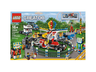 LEGO Exclusive Выездная ярмарка (10244)