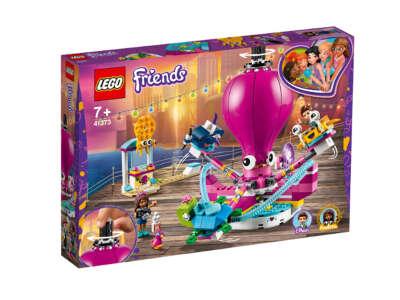 LEGO Friends Аттракцион «Весёлый осьминог» (41373)