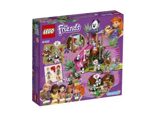 LEGO Friends Домик панды на дереве в джунглях (41422)
