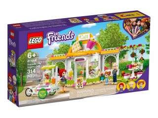 LEGO Friends Эко-кафе в Хартлейк-Сити (41444)