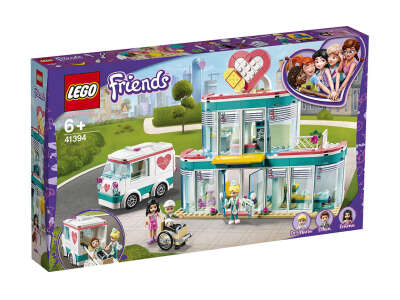 LEGO Friends Городская больница Хартлейк Сити (41394)