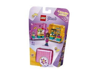 LEGO Friends Игровой куб «Андреа на шопинге» (41405)