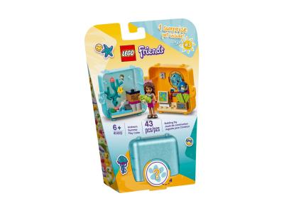 LEGO Friends Игровой куб: лето с Андреа (41410)