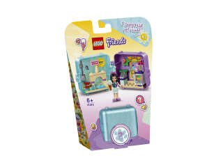 LEGO Friends Игровой куб: лето с Эммой (41414)