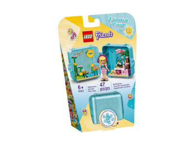 LEGO Friends Игровой куб: лето со Стефани (41411)