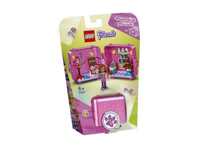 LEGO Friends Игровой куб «Оливия на шопинге» (41407)