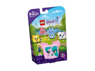 LEGO Friends Куб-кот со Стефани (41665)