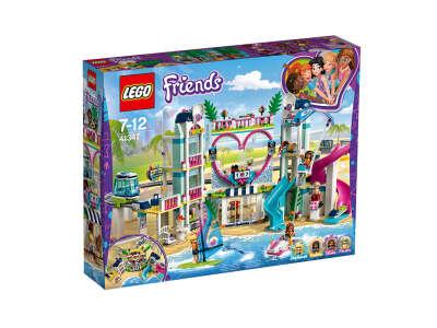 LEGO Friends Курорт Хартлейк-Сити (41347)