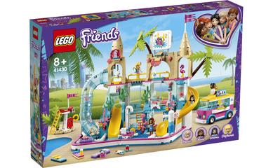 LEGO Friends Лето в аквапарке (41430)