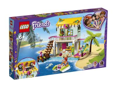 LEGO Friends Пляжный домик (41428)