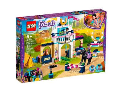LEGO Friends Полоса препятствий Стефани (41367)