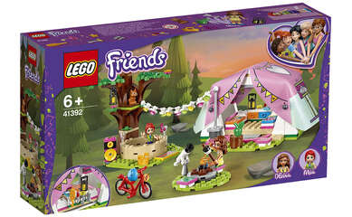 LEGO Friends Роскошный отдых на природе (Артикул: 41392)