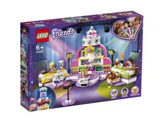 LEGO Friends Соревнование кондитеров (Артикул: 41393)
