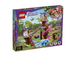 LEGO Friends Спасательная база в джунглях (41424)