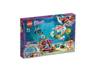 LEGO Friends Спасение дельфинов (41378)