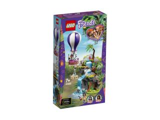 LEGO Friends Спасение тигра из джунглей на воздушном шаре (41423)