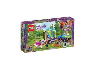 LEGO Friends Трейлер для лошадки Мии (41371)