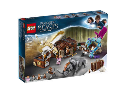 LEGO Harry Potter Чемодан Ньюта Саламандера (75952)