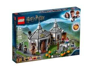 LEGO Harry Potter Хижина Хагрида: спасение Клювокрыла (75947)