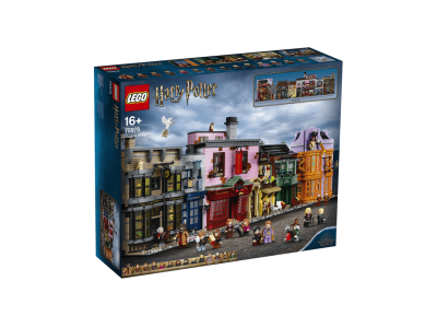 LEGO Harry Potter Косой переулок (75978)