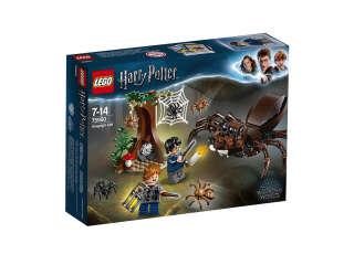 LEGO Harry Potter Логово Арагога (75950)