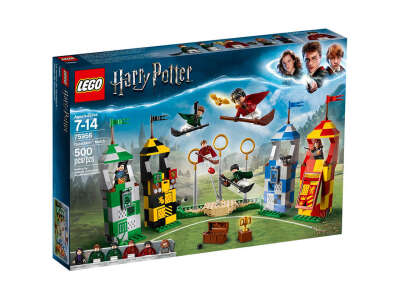 LEGO Harry Potter Матч по квиддичу (75956)