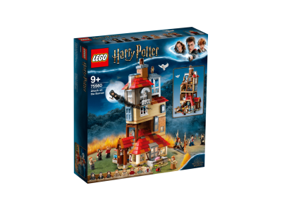 LEGO Harry Potter Нападение на Нору (75980)
