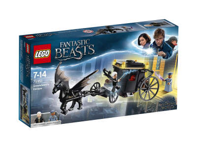 LEGO Harry Potter Побег Грин-де-Вальда (75951)