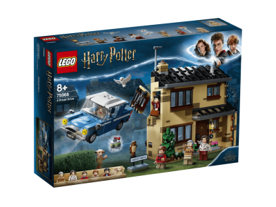 LEGO Harry Potter Привет Драйв (75968)