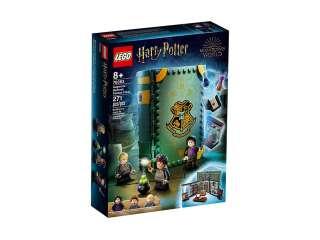 LEGO Harry Potter В Хогвартсе: урок зельеварения (76383)